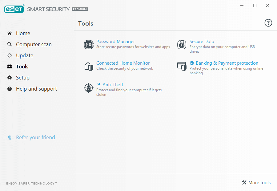 اسمارت سکیوریتی پرمیوم eset smart security premium