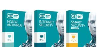 نسخه های خانگی Eset