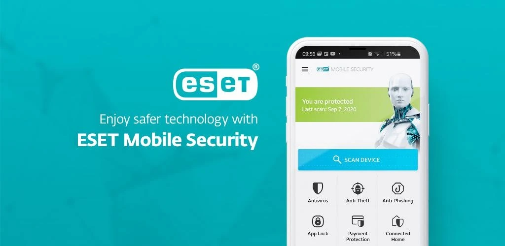 لایسنس eset mobile security